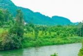 Sơn thủy hữu tình nằm cạnh sông Bôi tại Kim Bôi, Hoà Bình diện tích 21000m2