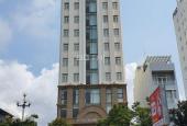 Tòa nhà hầm, 5 lầu, diện tích: 12.2m x 27m. Cho thuê 300 triệu/tháng
