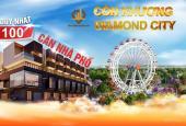Bán nhà biệt thự, liền kề tại Dự án Cồn Khương Diamond City, Ninh Kiều, Cần Thơ diện tích 125m2