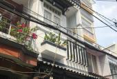 Bán nhà sổ hồng riêng hẻm 102 Huỳnh Tấn Phát, Q7, DT 3x10m, 3 lầu. Giá 3,35 tỷ