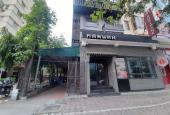 Cho thuê nhà mặt phố Nguyễn Hoàng (căn góc) 110m2 xây 7 tầng, mặt tiền 23m, ngõ ô tô đỗ thoải mái