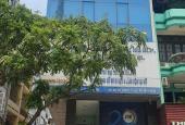 Lô góc, 2 mặt tiền, bán nhà mặt phố Thái Hà, 7 tầng, 125m2, MT 5.6m. Giá 57,6 tỷ