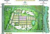 Chính chủ bán đất nền KDC Phúc Long Garden đường QL 1A, Bến Lức, giá chỉ 1.1tỷ/100m2, SHR