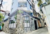 Bán nhà 3 lầu góc 2 mặt tiền hẻm 4m đường Hoàng Văn Thụ, quận Phú nhuận.