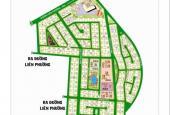 Nền biệt thự góc 2 mặt tiền dự án Phú Nhuận Quận 9