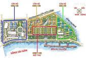 Bán lỗ căn hộ view sông SG, Vinhome Ba Son Q1 Lux6 - 38 - 01, 2PN 2WC, DT 80m2, HĐ thuê 30tr/th
