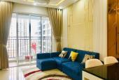 Nhà đẹp giá tốt chỉ 6,15 tỷ CH Golden Mansion tầng trung view Đông, căn 2PN, nội thất cao cấp