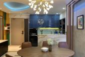 View nội khu tầng cao giá thuê 18 triệu/tháng. Liên hệ Em Thuận Palm Heights 0909.986.202