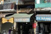Chính chủ cần bán gấp 154m2 mặt phố Cổ, P Hàng Gai, Q Hoàn Kiếm