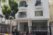 Cho thuê nhà riêng quận Thanh Xuân nhà liền kề 201 Nguyễn Tuân. 100m2*4tầng + 1 hầm, MT 8m 40tr/th
