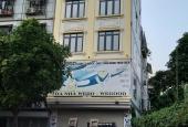 Cho thuê nhà riêng đường Vũ Trọng Khánh, Mỗ Lao, Hà Đông. DT 80m2 x 7 tầng, MT 7m, có thang máy, đh