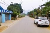 Bán đất mặt đường trục chính Phú Mãn, DT 130m2 ngay sát Công nghệ cao Hòa Lạc, sổ đỏ trọn đời