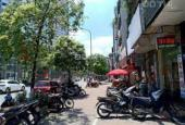 Mặt phố Tân Mai, lô góc kinh doanh vô địch, vỉa hè rộng, 6 làn ô tô tránh