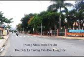 Bán đất xã Long Hòa cách chợ Rạch Kiến 200m DT 82m2 giá 1,36 tỷ, SHR, LH A. Dũng 0918.040.567
