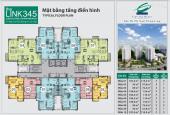 The Link 345 Ciputra căn góc 3pn chỉ 4.3 tỷ/107m2. Nhận nhà ở ngay, HTLS 0% tới 24th