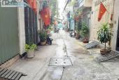 Cho thuê nhà mới nguyên căn 4*8m hẻm 4m Nguyễn Thiện Thuật, P3, Q3, Tp. HCM