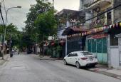 Bán nhà đất mặt phố Trương Định, Hoàng Mai, 124m2, C4, mặt tiền 5.9m, giá 18 tỷ