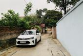 Bán nhanh lô đất ở Thanh Tiến, Thanh Mỹ cách QL 21 700m tại thị xã Sơn Tây giá nhỉnh 800tr