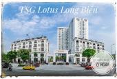 Bán suất ngoại giao TSG Lotus Sài Đồng Đông Nam (83m2) hỗ trợ vay 70% - Tặng 3 chỉ vàng