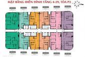 Gấp chính chủ bán gấp CH Imperial 360 Giải Phóng, 1604(79m2) và 2012(124m2) 27 tr/m2. 0782.406.773