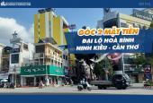 Cho thuê nhà góc 2 mặt tiền Đại lộ Hoà Bình Cần Thơ Liên hệ Zalo 070 787 9996 Mr Tuấn
