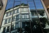Tòa nhà văn phòng mặt phố Nguyễn Khánh Toàn 300m2 12 tầng MT 12m vỉa hè thênh thang pháp lý sạch