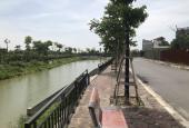 92m2 view hồ Xóm Vang - Cổ Loa - Đông Anh đường trải nhựa 7m có vỉa hè