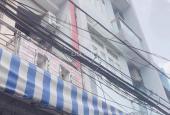 Bán nhà Tây Thạnh quận Tân Phú 4 tầng sổ hồng vuông giá chỉ 5.99 tỷ