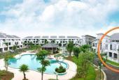 Siêu biệt thự nữ hoàng KĐT Đặng Xá, view bể bơi, lô góc 2MT, 412m2 x 3T, MT 21m, 88 tr/m2