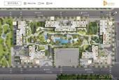 Bán căn hộ 2PN thuộc dự án Masteri Centre Point, Q. 9, TPHCM