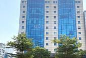 Bán tòa nhà ở Duy Tân DT 1000m2, XD 12 tầng nổi + hầm MT 25m, 2 thang máy. Giá 200 tỷ