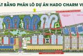 Bán biệt thự liền kề dự án Hado Charm Villas, Km 11 Đại Lộ Thăng Long, Hoài Đức. LH 0385696686