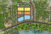 Bán đất Tuy An KDC Đồng Đèo mặt tiền QL1A giá 2tr9/m2 - 0965.268.349