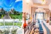 Biệt thự khoáng nóng vườn vua 5* - Mở bán căn đẹp nhất DA view 2 hồ sen Thanh Thủy - LH 0961083886