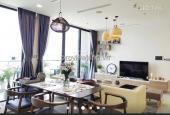 Cần cho thuê căn Vinhomes Golden River 3PN, 121m2 đầy đủ nội thất