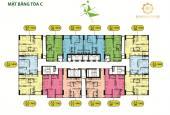Chính chủ cần tiền bán căn chung cư Intracom Đông Anh, tầng 1904, DT 66m2 giá 1 tỷ 6/căn: 096244910
