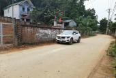 Chính chủ bán nhanh lô đất mặt đường liên thôn tại Yên Trung - Thạch Thất - Hà Nội