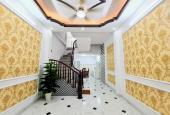 Lĩnh Nam 37m2 5 tầng, 5PN, nhà đẹp, kinh doanh, ngõ thông, ô tô qua cửa, tặng nội thất