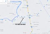 Lô đất đẹp tại Thanh Oai, đất phân lô đấu giá, đầu tư tăng giá trị, 106m2, 15.2 tr/m2