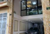Nhà xây mới Ngã Tư Sở, Thanh Xuân, 8 tầng thang máy, ô tô vào nhà
