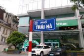 Bán nhà MP Thái Hà, vị trí ô tô dừng đỗ, DT 61m2 - 5 tầng, MT 4.5m, 36,8 tỷ