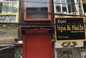 Nhà mặt phố Tạ Hiện. Nằm trên phố đi bộ, vị trí đắc địa kinh doanh 21,5m2*4 tầng