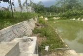 Bán lô đất Vân Hòa, Ba Vì đã có khuôn viên, vườn cây, ao cá giá chỉ 2tr/m2 LH 0968641493