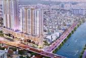 Bán gấp căn officetel - River Gate - giá cực sốc 1 tỷ 850 bao hết