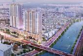 Kẹt tiền bán nhanh căn hộ 2PN River Gate Q4 - 74m2, giá bán 4,65 tỷ
