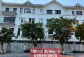 Shophouse 150m2 khu C giá rẻ nhất thị trường. LH 0989415555