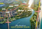 Khu đô thị Nam Đà Nẵng - giỏ hàng ngoại giao tháng 8 - giá chỉ từ 16,5tr/m2 vị trí ven sông Cổ Cò