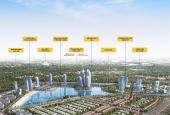Đất nền liền kề, shophouse TMS Homes Wonder World Vĩnh Yên, DT 85 - 136m2, 2,7 tỷ/lô, sổ đỏ lâu dài