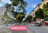 Bán nhanh nhà mặt phố 160m2 tại khu A Geleximco. LH 0989415555