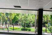 Bán toà văn phòng mặt phố Hoàng Quốc Việt cực đẹp mặt tiền khủng 10m